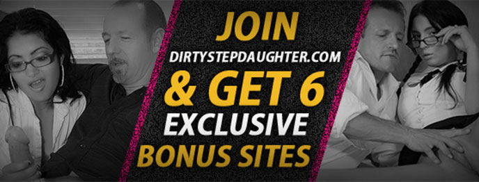 header banner - Dirty Step Daughter
