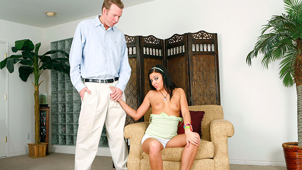 Stepdaughter Fucking Her Uncle Next Door