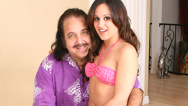 Ron Jeremy Fucking His Sweet Teen Stepdaughter Lynn Love
